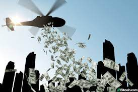 Central Banks in Panic Mode - Extreme Tactics Like Helicopter Money  Discussed | Economics Bitcoin News