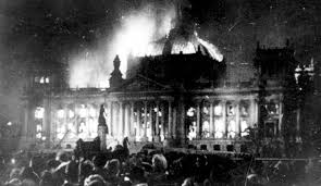 An American Reichstag Fire. It's not as far-fetched as you might… | by Joel  Looper | Arc Digital