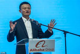 Chinese tech billionaire Jack Ma VANISHES from his own reality show | Daily  Mail Online