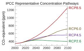 Representative Concentration Pathway - Wikipedia